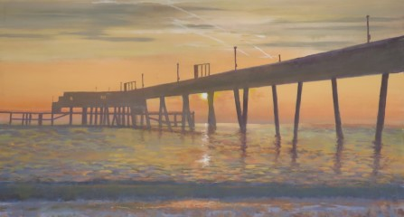 Sunrise Deal Pier