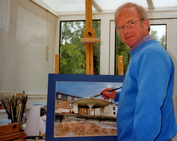Picture of Trevor Summerfield, Artist.