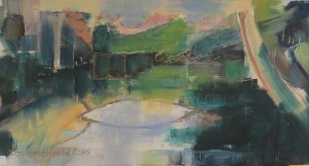 Derek's pond